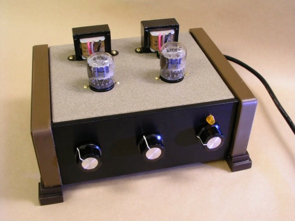 Mini tube audio amplifier part 1 6c33c dc coupled amplifier tube audio amplifier and so it has come to pass with me for my first serious attempt, i decided to keep things rather conservative\u2014under 1 kilowatt